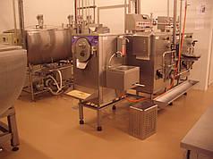 Покриття підлоги для молочної промисловості 6 мм. STONCLAD UT. Пол для молочного производства