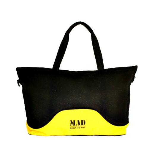 47ed1b279a532 Женская спортивная сумка/фитнес/для тренировок Lattice (желтая) -  Интернет-магазин