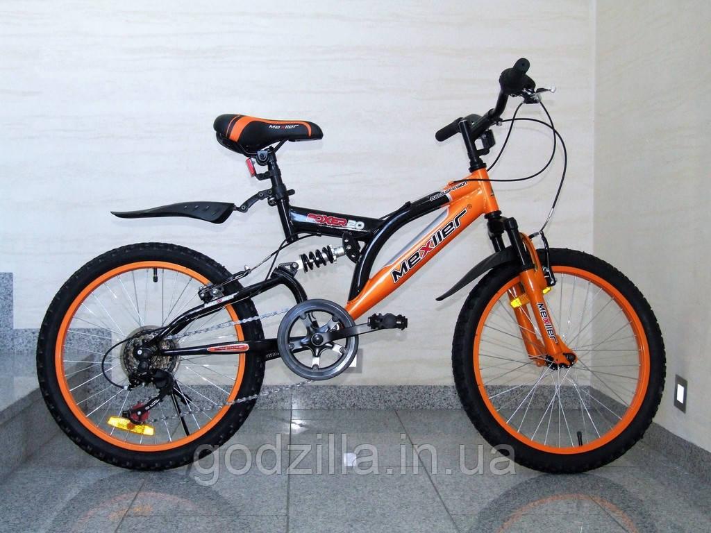 """Велосипед детский Mexller Foxer 20"""""""