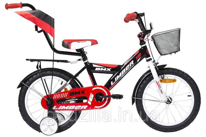 """Велосипед детский Limber Boy 16"""""""