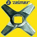 Нож для мясорубки Zelmer 8 Двухсторонний (ОРИГИНАЛ), фото 7