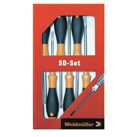 Набор отверток SD Set S2.5-5.5/PH1/2 Weidmuller 9009740000, фото 2