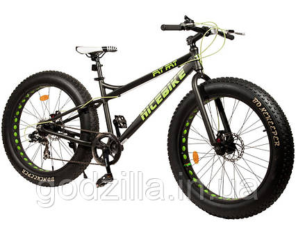 Фэтбайк Велосипед NiceBike FAT RAT 26""