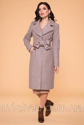 пальто демисезонное женское Modus Камила 6173, фото 2