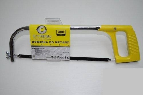 Сталь 40201 Ножовка по металлу 300 мм, фото 2