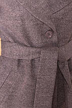 пальто демисезонное женское Modus Габриэлла 6289, фото 3