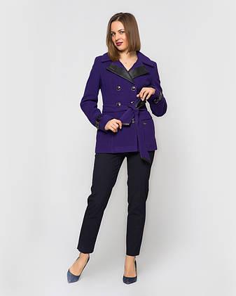 Пальто женское демисезонное 42-52, фото 2