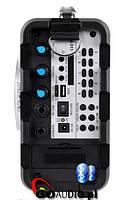 Бумбокс+ Радіо+Блютуз+FM+Мікрофон +USB!
