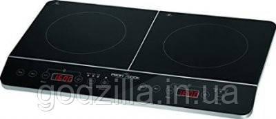 Подвійна Плита індукційна PROFI COOK PC-ДКІ 1 067!