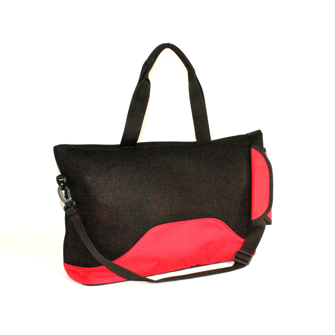 aa82eefa ... Женская спортивная сумка/фитнес/для тренировок Lattice (красный) , фото  3 ...