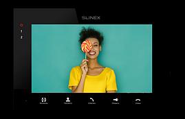 Видеодомофон Slinex SQ-07MTHD
