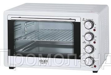 Мини печь электрическая ADLER AD6001 1500W 35L