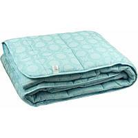 Одеяло лето ткань Бязь Голд наполнитель Шерсть 200грм/м2 - 175х210