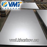 Нержавеющий лист AISI 321, 12Х18Н10Т (Пищевая нержавейка) 0,4 - 70,0 мм