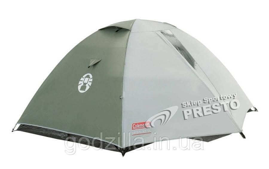Туристическая палатка Coleman Crestline 2 места