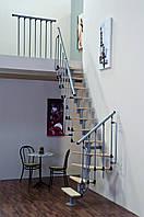 Лестница модульная MINKA Joker серебристая