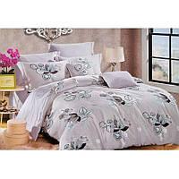 Двуспальное постельное белье из Сатина - Самшит