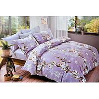 Двуспальное постельное белье из Сатина - Плюмерия