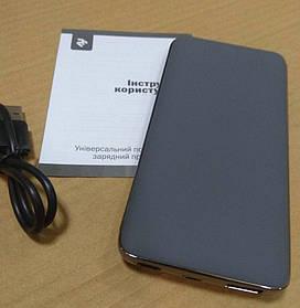 Внешний аккумулятор Power Bank 2E 10000mAh QC3.0 Gray Soft Touch Гарантия 12 месяцев
