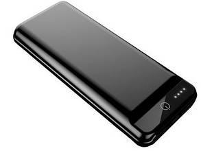 УМБ Power Bank 2E 20000mAh Black Soft Touch Гарантия 12 месяцев, фото 2
