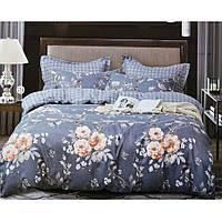 Двуспальное постельное белье из Сатина - Колокольчик