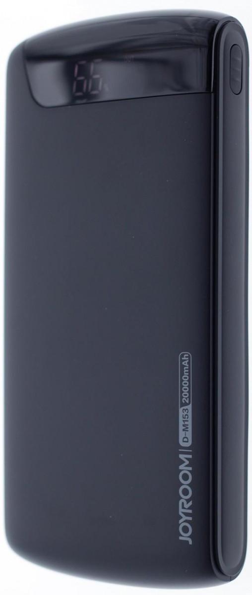 Портативний зарядний пристрій Power Bank Joyroom D-M153 20000mAh Black