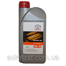 TOYOTA Масло 5W30 Motor Oil (1L)