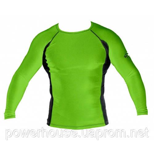 Рашгард для MMA Berserk Legacy Hyper neon green