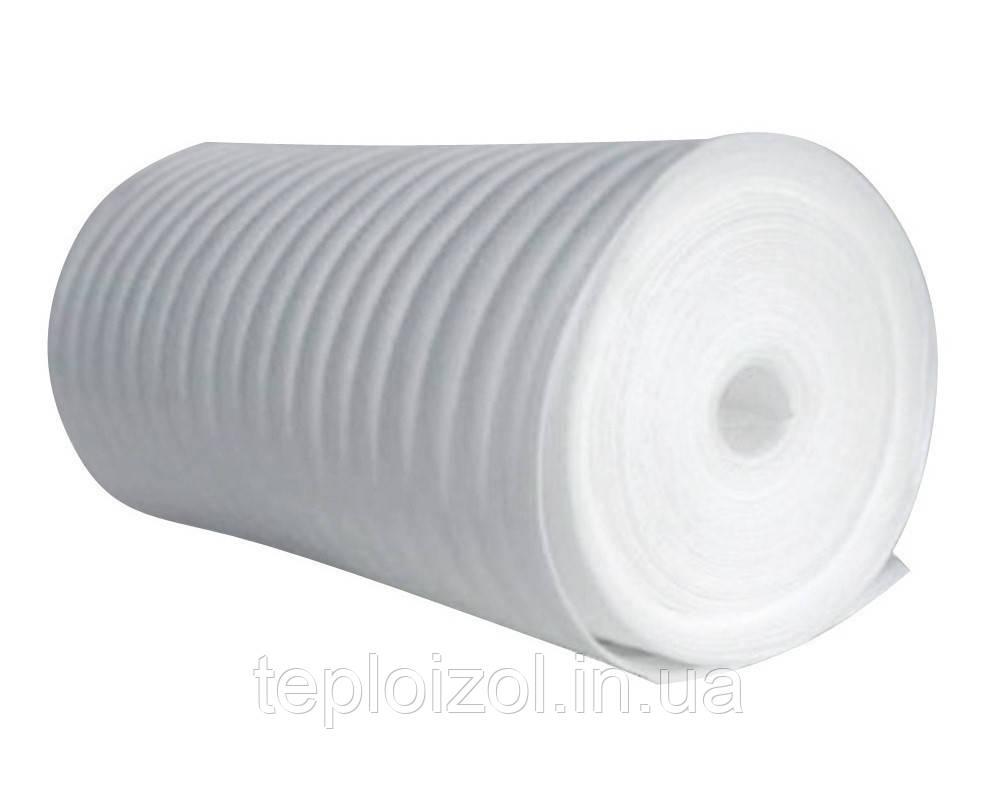 Вспененный полиэтилен ППЭ TEPLOIZOL 10 мм