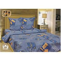 Молдавское полуторное постельное белье Бязь Tirotex - Diesel 0a883b114752b