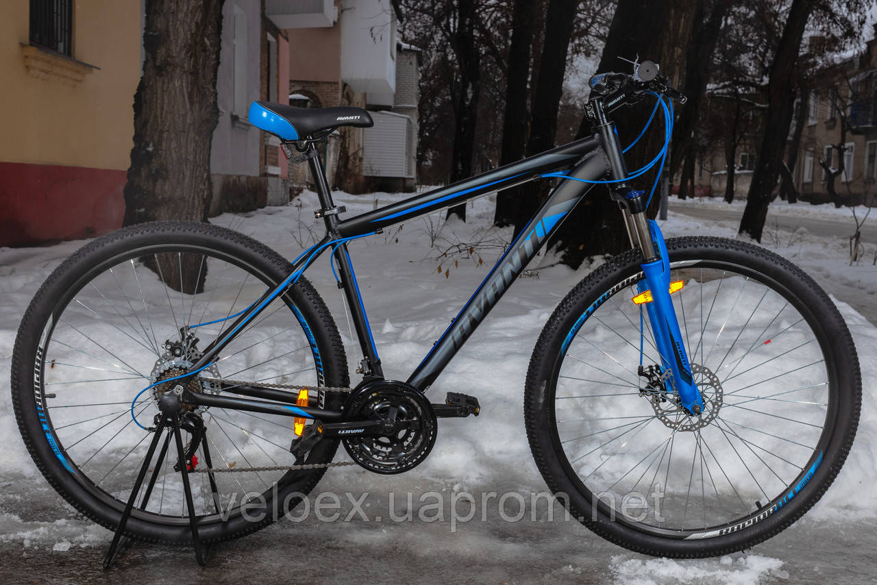 """Горный велосипед Avanti Smart 29"""" 2019 цвета"""