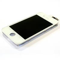 Дисплей, модуль (экран+сенсор) IPHONE 4s Белый
