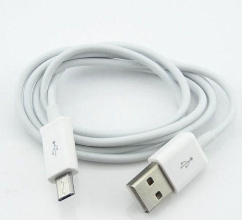 Кабель micro-USB длина1м Белый