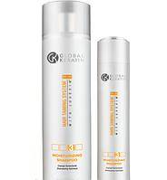 GKhair-Moisturizing Shampoo - Увлажняющий шампунь, 300 мл