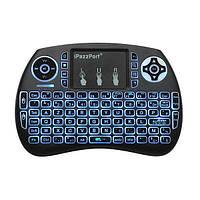 Беспроводная мини-клавиатура Ipazz Port с подстветкой