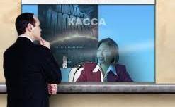 Переговорное устройство КАССИР-КЛИЕНТ COMMAX