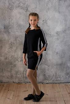 Детское платье Татьяна Филатова модель 181 черное