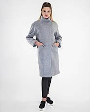 Пальто женское демисезонное  1250-1, 42-52, фото 3