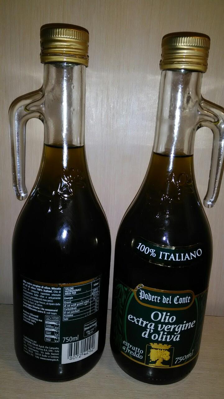 Оливковое масло 100% Италия