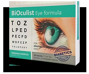 BIOculist (Биокулист) - капсулы для здоровья глаз