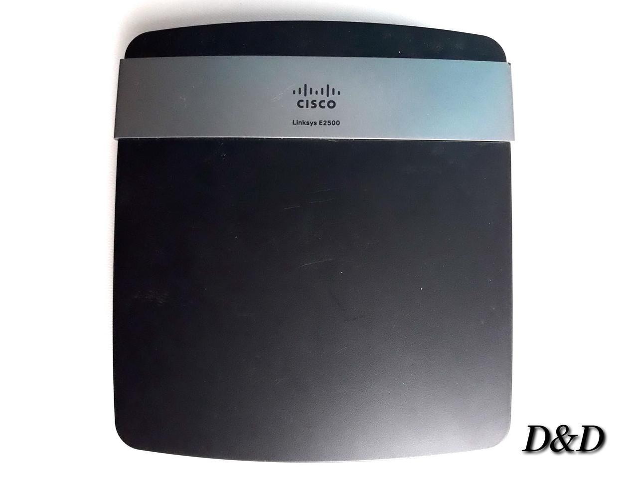 Беспроводной маршрутизатор (роутер) Cisco Linksys E2500 Без блока питания