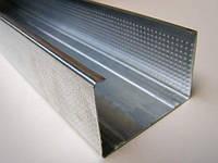Профиль CD 60/27/3 м.п. оцинкованный для гипсокартона толщина металла 0,45 мм. , фото 1