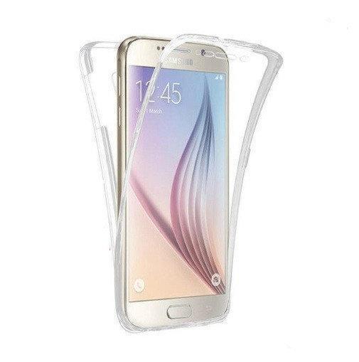 Двухсторонний защитный чехол Samsung Galaxy J4 (2018)