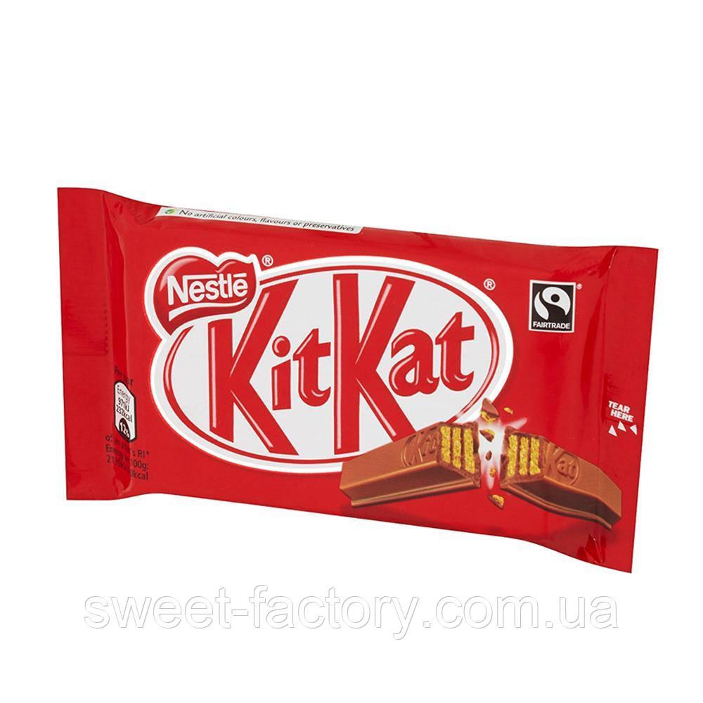 Kit Kat Milk Choc 1 Bar