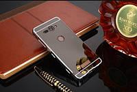 Алюминиевый чехол бампер для Sony Xperia XZ2 Compact  (H8324), фото 1