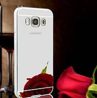 Алюминиевый чехол бампер для Samsung Galaxy J7/J710 (2016 год)