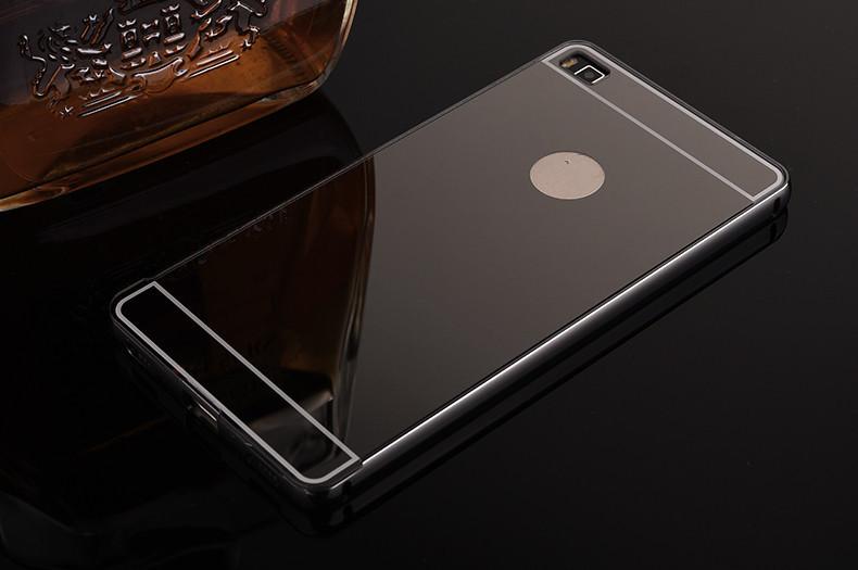 Алюминиевый чехол бампер для Huawei  P8 Lite (2017 года), фото 1