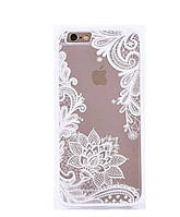 Пластиковый чехол с узором  для iPhone 5/5S/SE