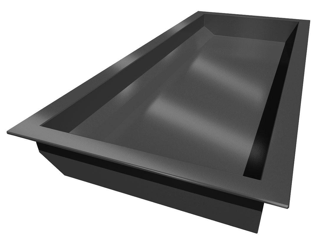 Форма для бордюра Hormusend 50x20x4.5 см