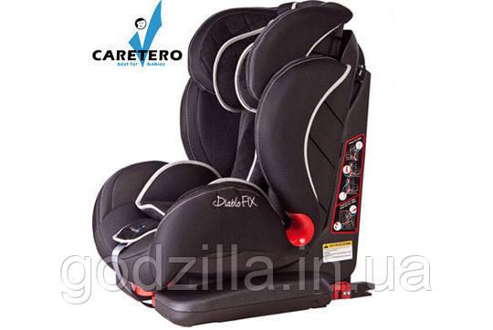 Автокресло CARETERO DIABLO ISOFIX 9-36 KG